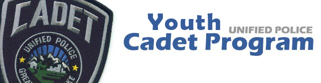 Youth Cadet Program | Unified Police Department of Greater